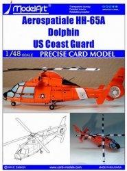 Журнал Aerospatiale HH-65A Dolphin US Coast Guard