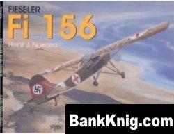 Книга Schiffer Military History: Fieseler Fi 156 Storch