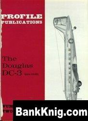 Книга Douglas DC-3 (pre 1942)  [Aircraft Profile 096]
