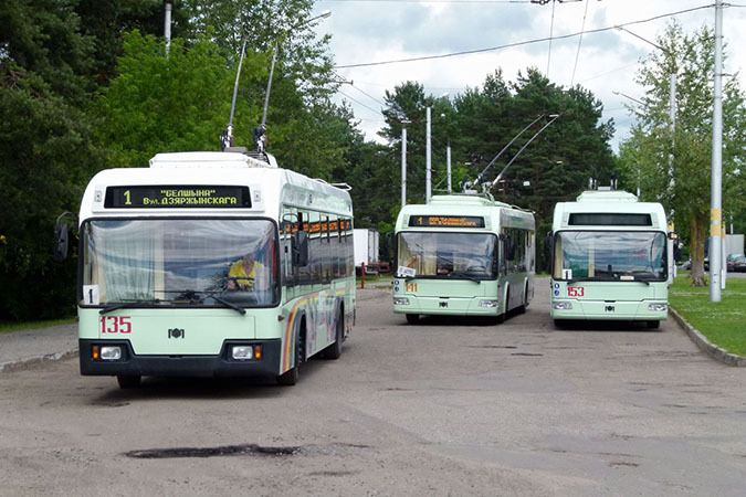 В Бобруйске обстреляли троллейбус - пострадал контролёр