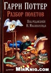 Книга Гарри Поттер. разбор полетов