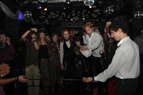 """Доска почёта, или Под прицелом - 2. Отчёт с вечеринки в клубе """"8 1/2 долларов"""", 1-го октября. (Фото 16)"""