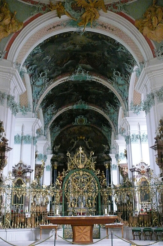 Собор Санкт Галлена