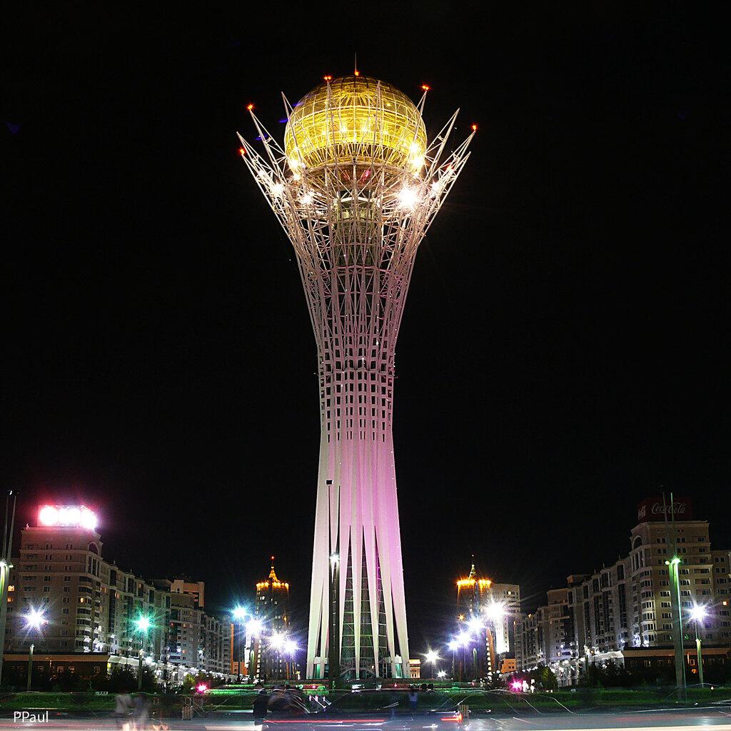 ночная Столица
