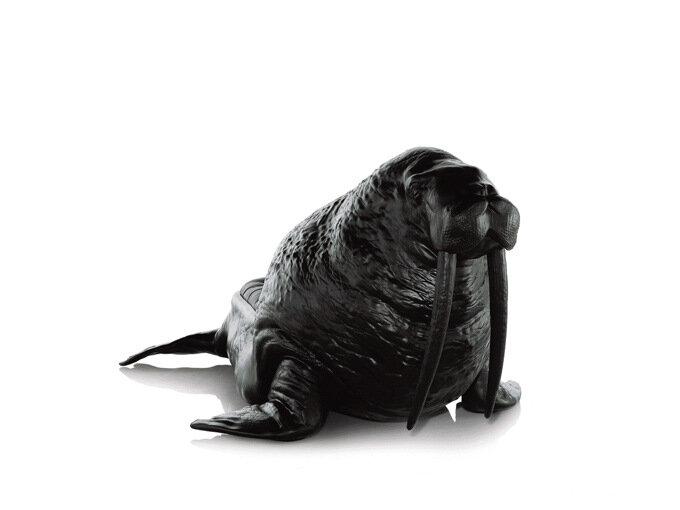 кресла животные
