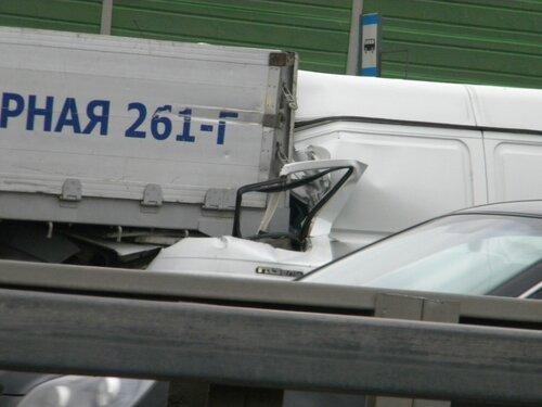 30 сентября 2011.Авария