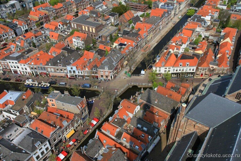 Голландия, Делфт