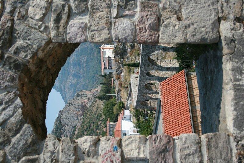 Старый Бар акведук, Черногория
