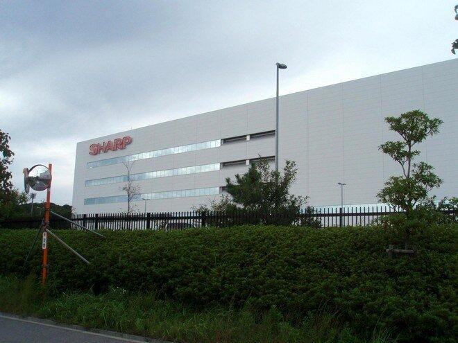 Завод телевизоров Sharp