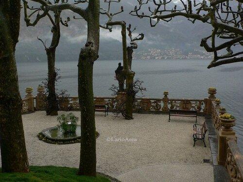 вилла балбьянелло, озеро Комо, Италия