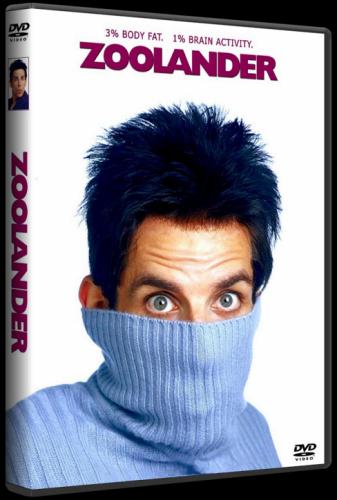 Образцовый самец - Zoolander (2001) DVDRip
