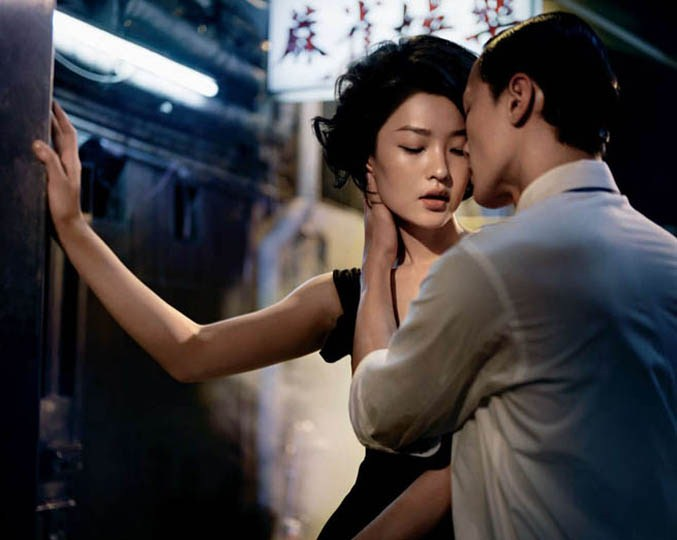 Ду Хуан / Du Juan by Vincent Peters in Numero China september 2011