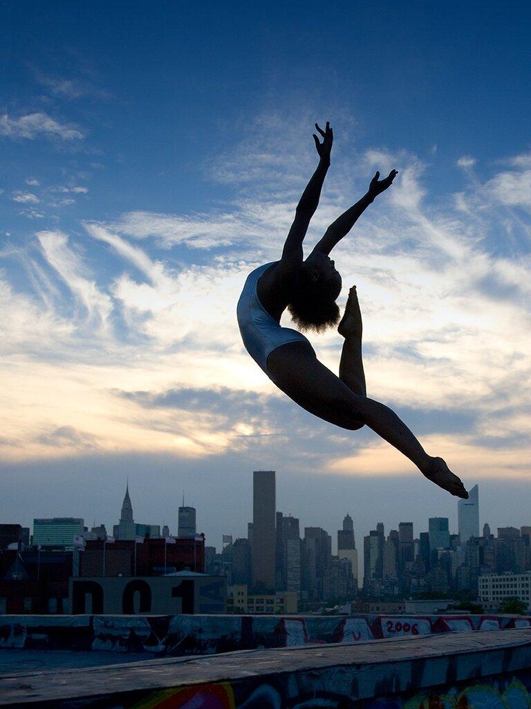 "Фотограф Richard Calmes.""Dance Magic"""