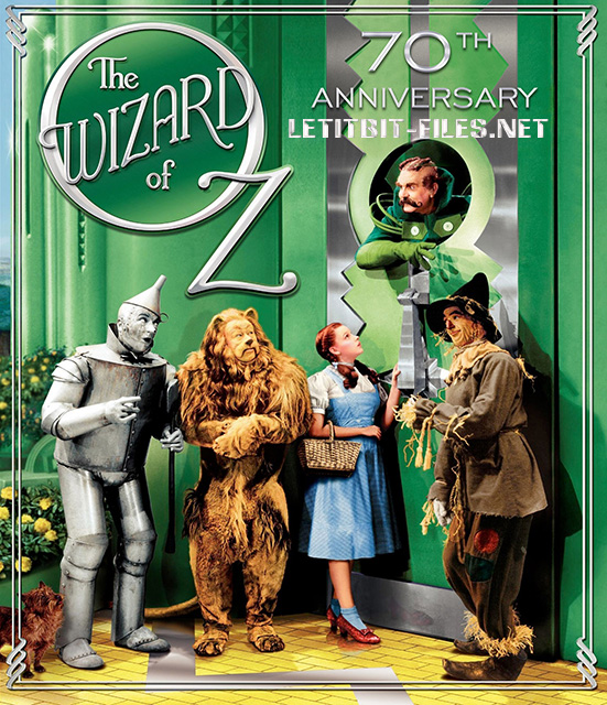 Волшебник страны Оз / The Wizard Of Oz (1939) BDRip 720p