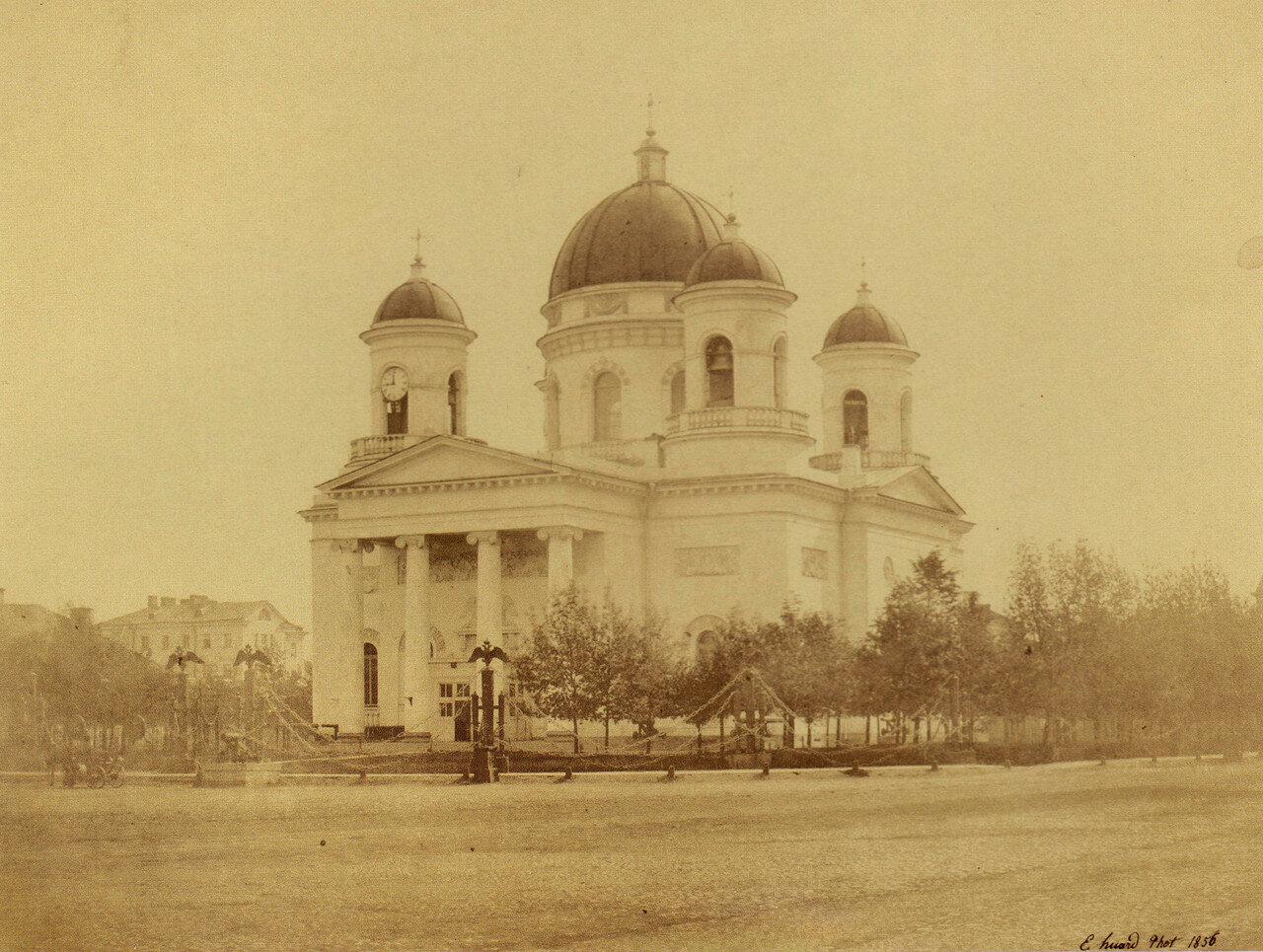 Преображенский собор,1856