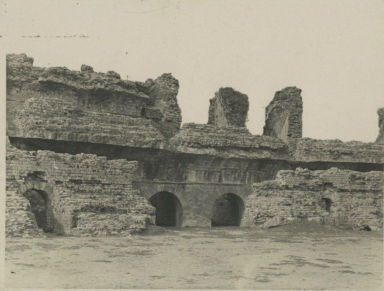 Амфитеатр. 1920-е