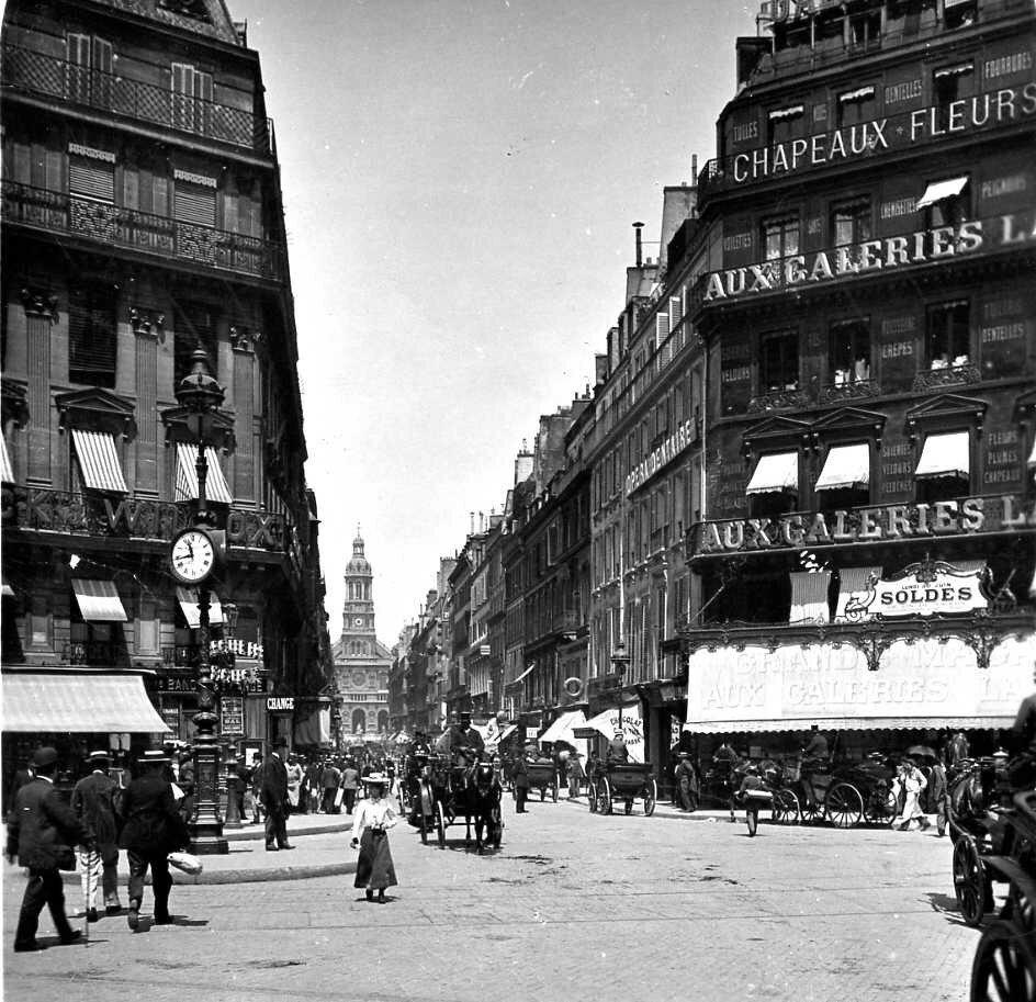 1902. Шоссе Д'Анта