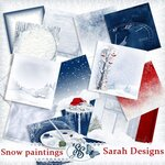 Snow paintings by Sarah Designs_PP