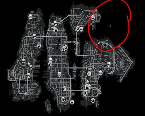 карта где казино