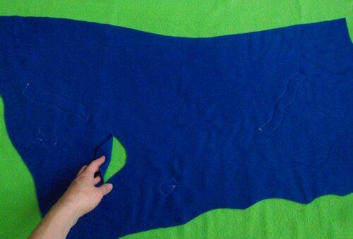 Сделать развивающий коврик своими руками... инструкции по шитью моря