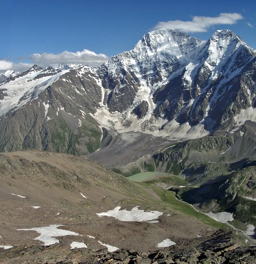 Поход в самое сердце Кавказских гор