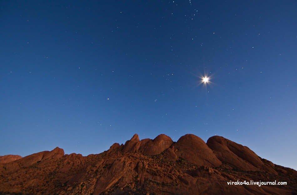 Коллекция замечательных фотографий звездного неба