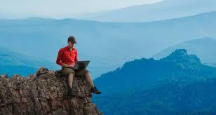 На горе Фудзи провели беспроводной интернет