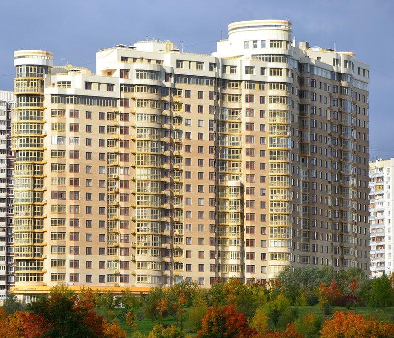 Купить квартиру Москва, м. Университет, Мичуринский пр-кт, 39А.