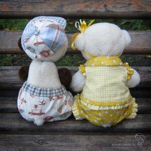 Лида и Андрейка