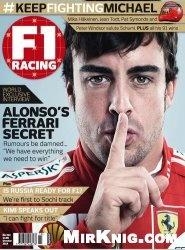 Журнал F1 Racing UK - October 2014