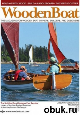 Журнал WoodenBoat - January/February 2013