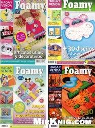 Журнал Haga y Venda Foamy - 6 выпусков