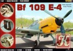 Книга Bf 109 E-4 (Kagero Topshots 7)