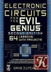 Книга Electronic Circuits for the Evil Genius, 2 Edition