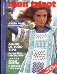 Журнал Mon tricot №47 2002