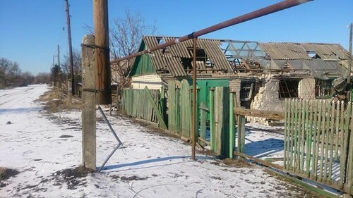 станица луганская война