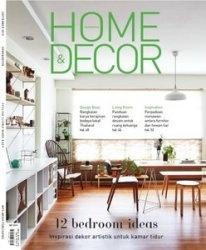 Журнал Home & Decor Indonesia – September 2015