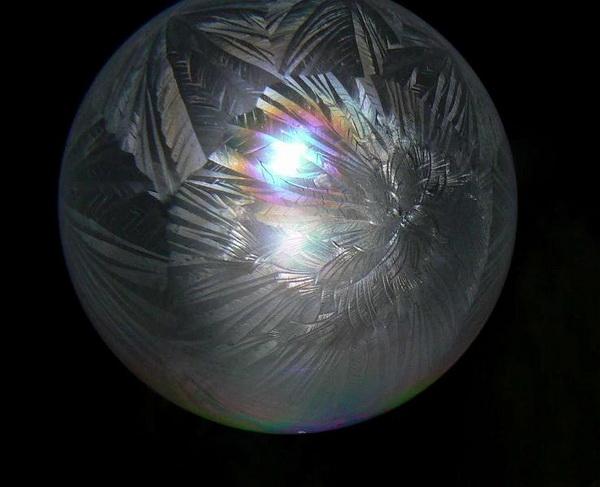 рисунок мыльного пузыря интерференция