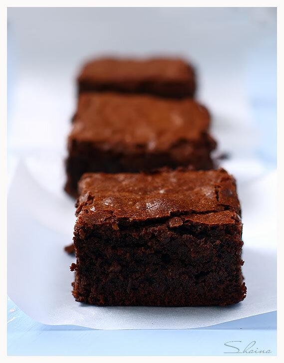 Шоколадные брауни из Fifteen