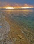 На берегу Ольхона