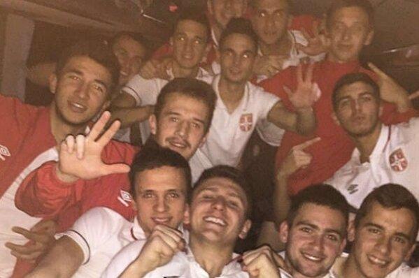 Сербия, спорт, футбол, молодежный чемпионат мира