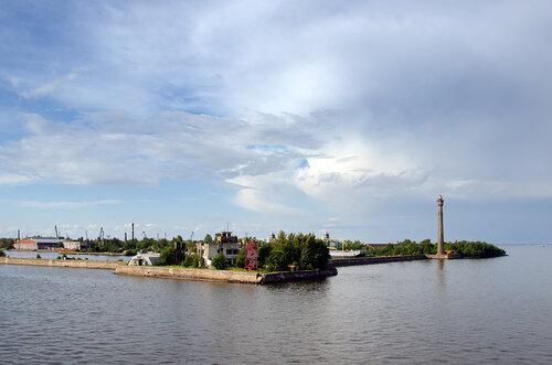 Кронштадский маяк