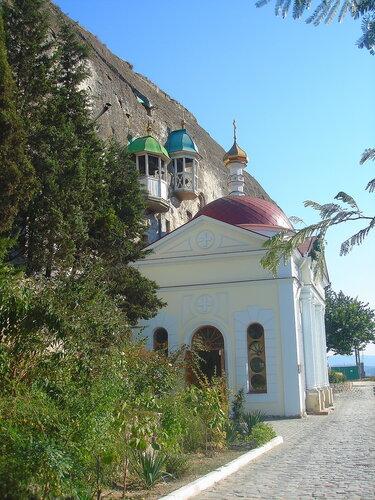 Крым,Севастополь,Инкерман