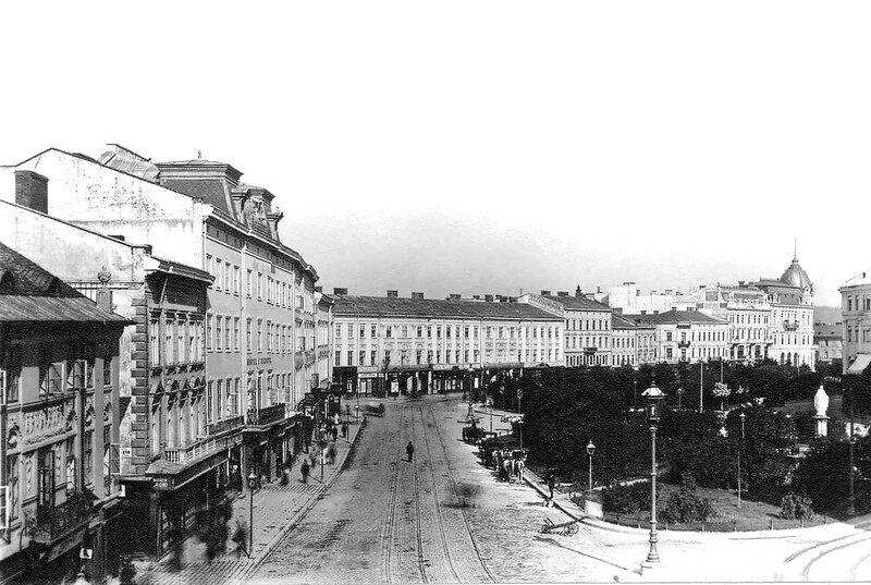 улицы Львова - фотографии.