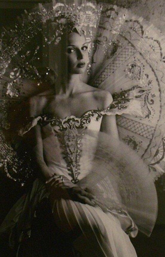 Анастасия Волочкова, 1987 год