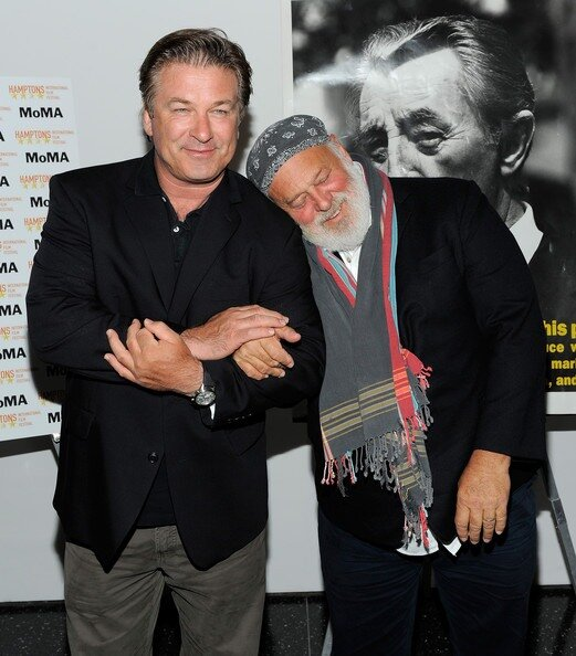 Alec Baldwin & Bruce Weber