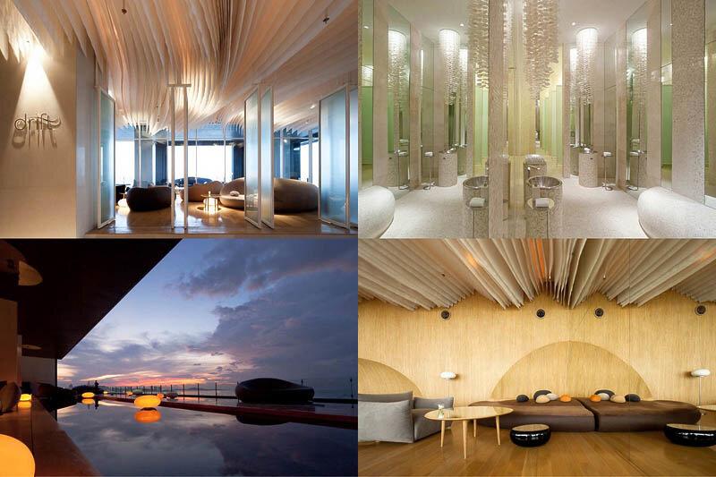 роскошные отели