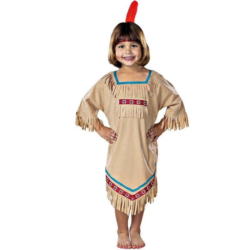 Костюм индейца своими руками - Семейный досуг 96