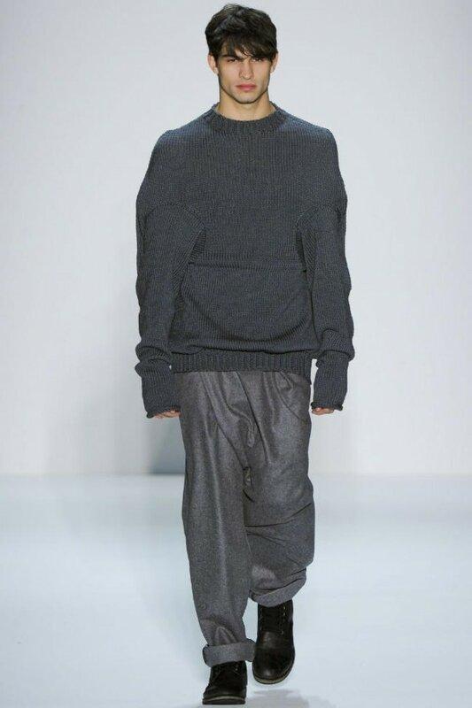 Мужская мода осень-зима 2011-2012 от Duckie Brown
