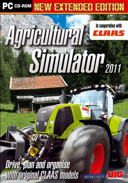 Agricultural Simulator 2011 (2011/ENG)